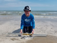 Texas Shark Research Team - Ayden Johnson